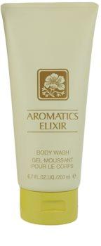 Clinique Aromatics Elixir gel douche pour femme 200 ml