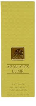 Clinique Aromatics Elixir Douchegel voor Vrouwen  200 ml