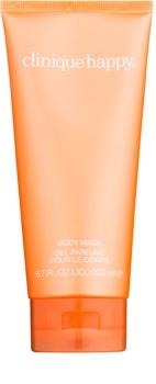 Clinique Happy gel de duche para mulheres 200 ml