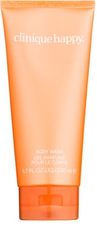 Clinique Happy gel de duche para mulheres 200 ml