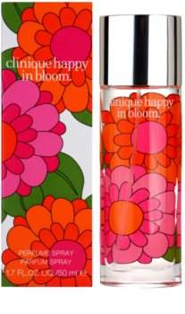 Clinique Happy in Bloom 2012 Eau de Parfum für Damen 50 ml