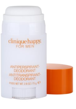 Clinique Happy for Men deostick pre mužov 75 ml