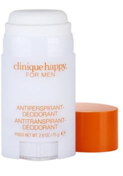 Clinique Happy for Men stift dezodor férfiaknak 75 ml
