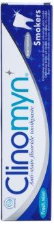 Clinomyn Smokers bělicí zubní pasta pro kuřáky