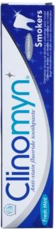 Clinomyn Smokers Zahnweisser-Zahnpasta für Raucher