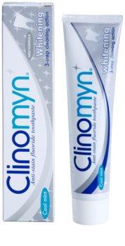 Clinomyn Whitening dentífrico branqueador