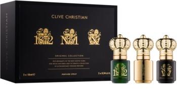 Clive Christian Traveller SET darčeková sada II.