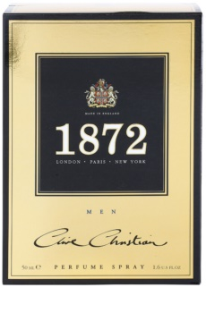 Clive Christian 1872 Parfumovaná voda pre mužov 50 ml