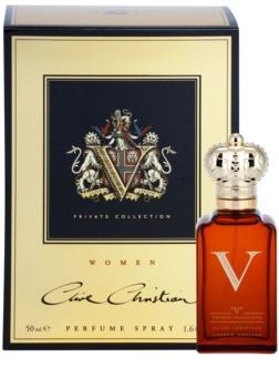 Clive Christian V for Women eau de parfum pour femme 50 ml