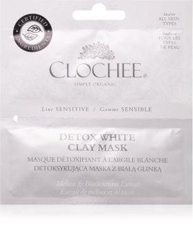 Clochee Sensitive mască detoxifiantă cu argila