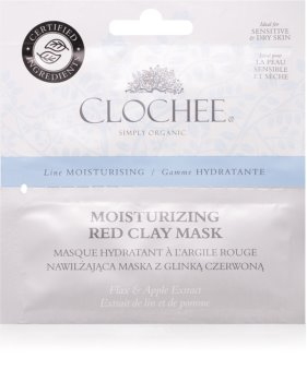 Clochee Moisturising Clay Mask with Moisturizing Effect