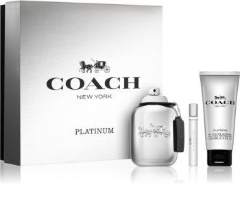 Coach Platinum coffret cadeau I.