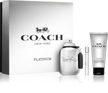 Coach Platinum Gift Set  I.