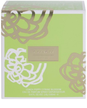 Coach Poppy Citrine Blossom парфумована вода для жінок 100 мл