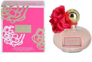 Coach Poppy Freesia Blossom eau de parfum para mujer 100 ml