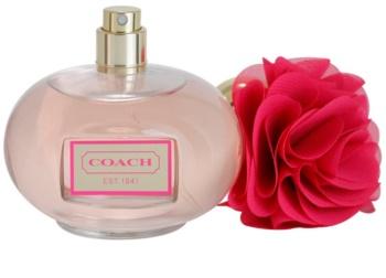 Coach Poppy Freesia Blossom eau de parfum pentru femei 100 ml