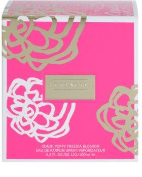 Coach Poppy Freesia Blossom eau de parfum pour femme 100 ml