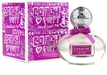 Coach Poppy Flower woda perfumowana dla kobiet 50 ml