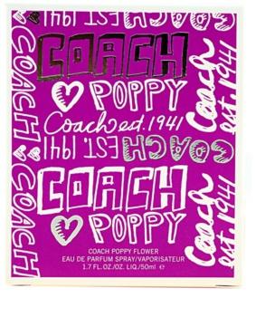 Coach Poppy Flower eau de parfum nőknek 50 ml