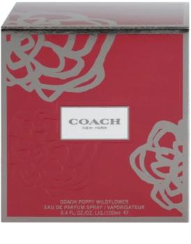 Coach Poppy Wild Flower Parfumovaná voda pre ženy 100 ml