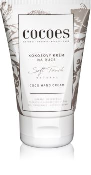 COCOES Soft Touch Natural krem do rąk