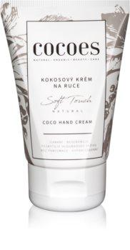 COCOES Soft Touch Natural krema za ruke