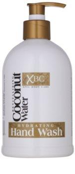 Coconut Water XBC sabonete hidratante para mãos
