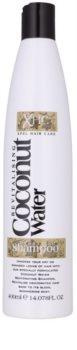 Coconut Water  XHC champô para cabelos secos e danificados