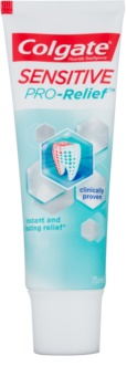 Colgate Sensitive Pro Relief dentifrice pour dents sensibles