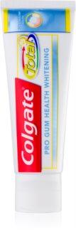 Colgate Total Pro Gum Health Whitening Pasta de dinti cu efect de albire pentru dinti sanatosi si gingii sanatoase