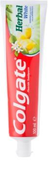 Colgate Herbal White bylinková zubná pasta s bieliacim účinkom