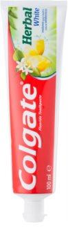 Colgate Herbal White zeliščna zobna pasta z belilnim učinkom