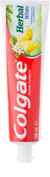 Colgate Herbal White билкова паста за зъби с избелващ ефект