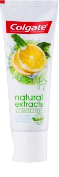 Colgate Natural Extract Ultimate Fresh dentifrice