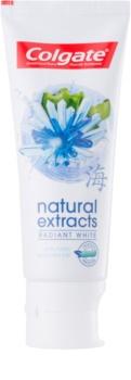 Colgate Natural Extract Radiant White wybielająca pasta do zębów