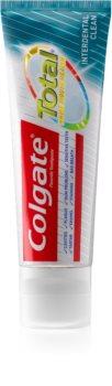 Colgate Total Interdental Clean dentifricio per una protezione completa dei denti