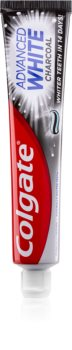Colgate Advanced White Whitening Toothpaste with Activated Charcoal