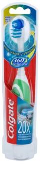 Colgate 360°  Complete Care  escova de dentes a pilhas para crianças