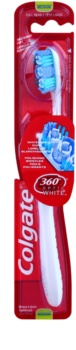 Colgate 360°  Optic White zubní kartáček medium