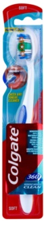 Colgate 360°  Whole Mouth Clean četkica za zube soft