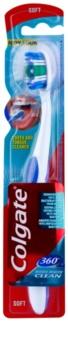 Colgate 360°  Whole Mouth Clean zubní kartáček soft