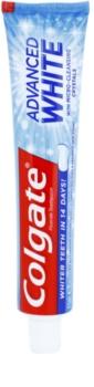 Colgate Advanced White відбілююча паста проти плям на зубній емалі