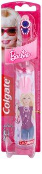 Colgate Kids Barbie brosse à dents à piles enfant extra soft