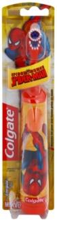 Colgate Kids Spiderman spazzolino da denti a batterie per bambini extra soft