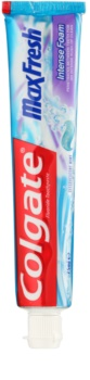 Colgate Max Fresh Intense Foam zubná pasta pre dôkladné vyčistenie zubov