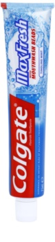 Colgate Max Fresh Mouthwash Beads dentifrice pour une haleine fraîche