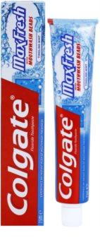 Colgate Max Fresh Mouthwash Beads Zahnpasta für frischen Atem