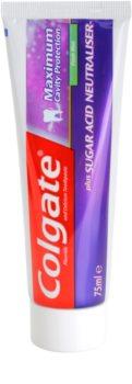 Colgate Maximum Cavity Protection Plus Sugar Acid Neutraliser zubní pasta