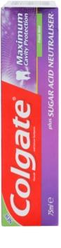 Colgate Maximum Cavity Protection Plus Sugar Acid Neutraliser pasta de dientes