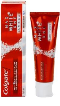 Colgate Max White One Luminous паста за зъби за искрящи бели зъби